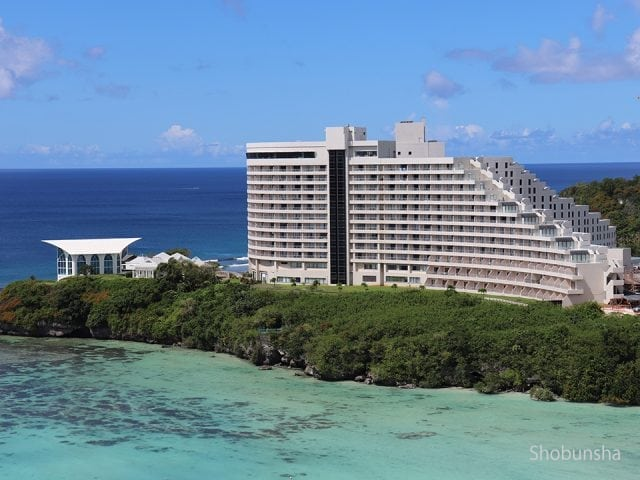 グアム ホテル 高級