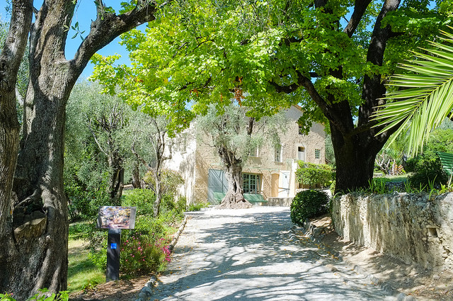 France/Cagnes-su-Mer: Renoir's House
