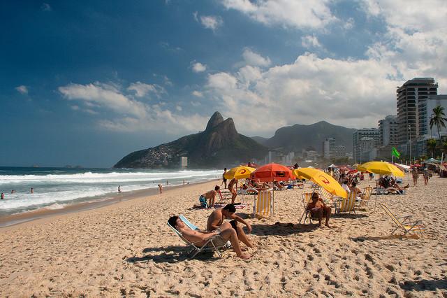 ブラジルで犯罪に巻き込まれないための基本3か条