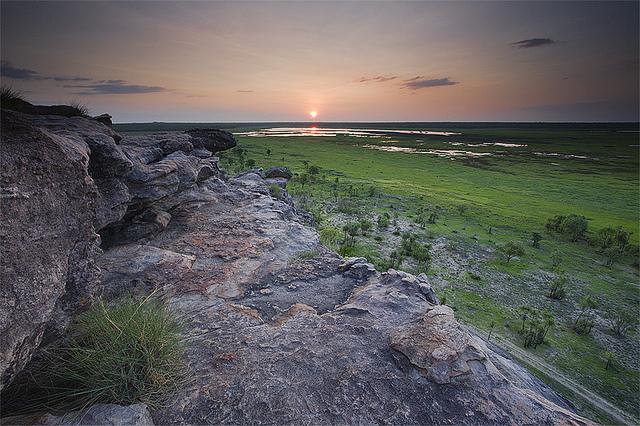Ubirr sunset, Kakadu