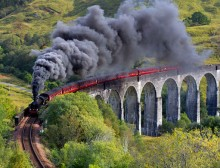 scotland-railway-route