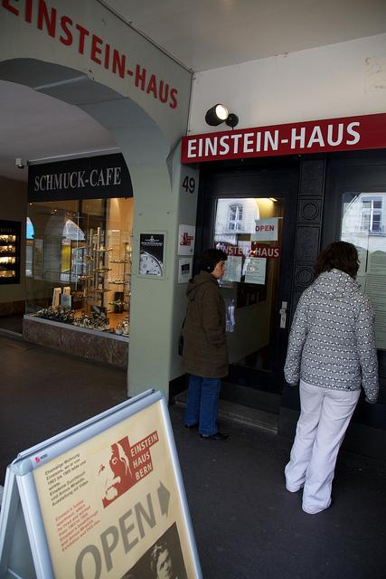 Einstein-haus