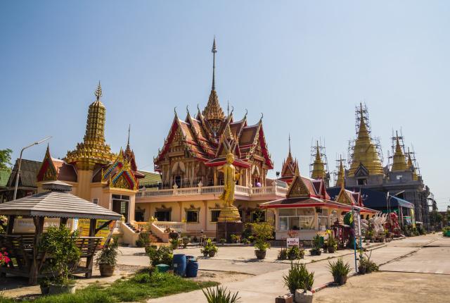 行っておきたい タイの美しい寺...