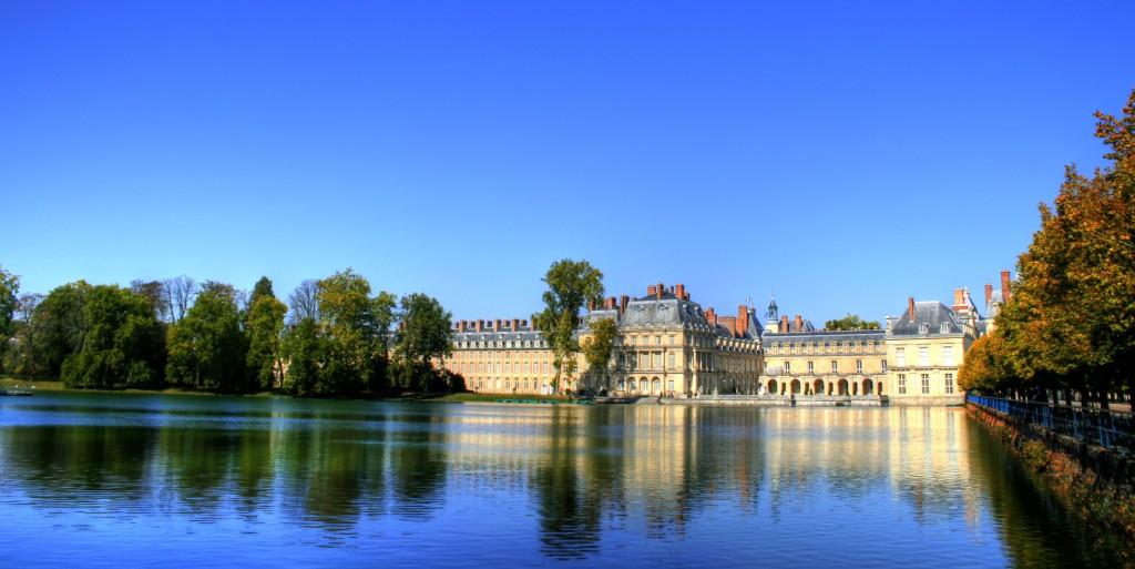 Chateau de Fontainebleau , France