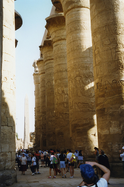 Karnak, Temple of Amun, Great Hypostyle Hall