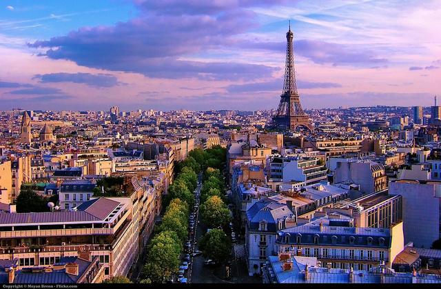パリ旅行する人は必見!パリのオ...