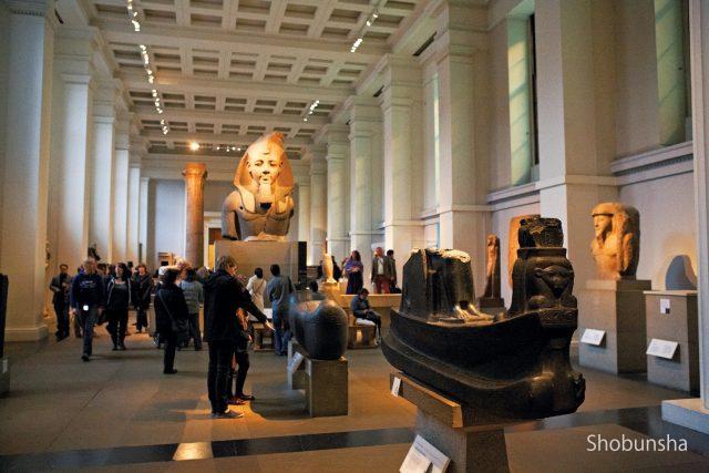 大英博物館 人類の英知と歴史を...