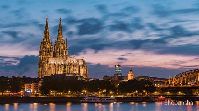 ドイツ【ケルン】世界遺産の大聖...