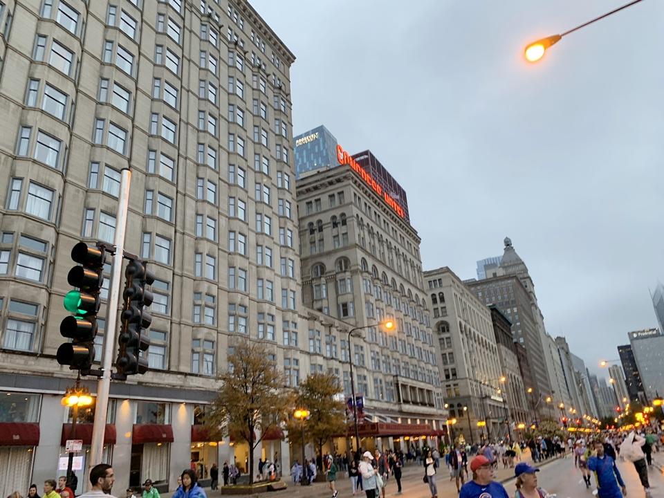 ホテル前景1