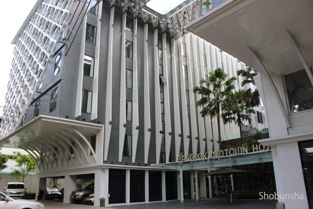ホテル外観(5)