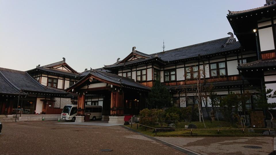 ホテル 建物1