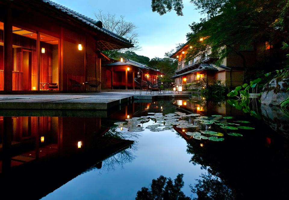 星のや京都
