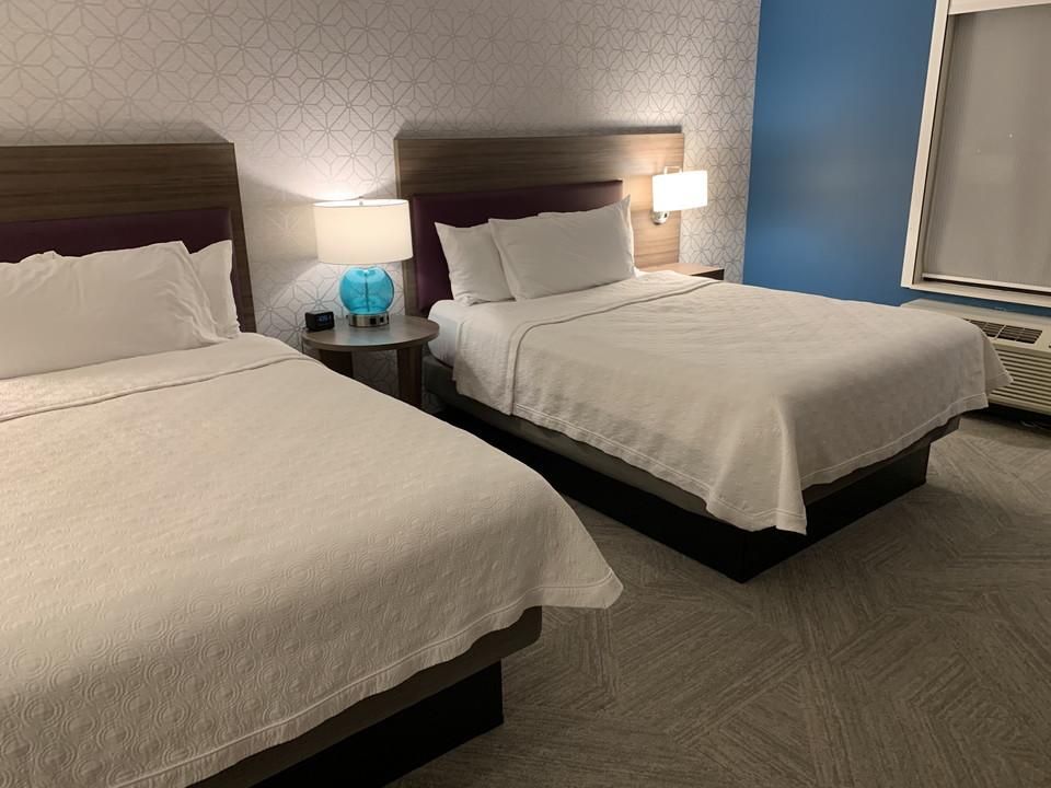 ベッド全体(2)