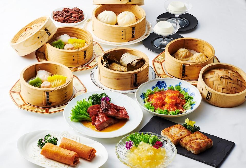 中国料理メニュー