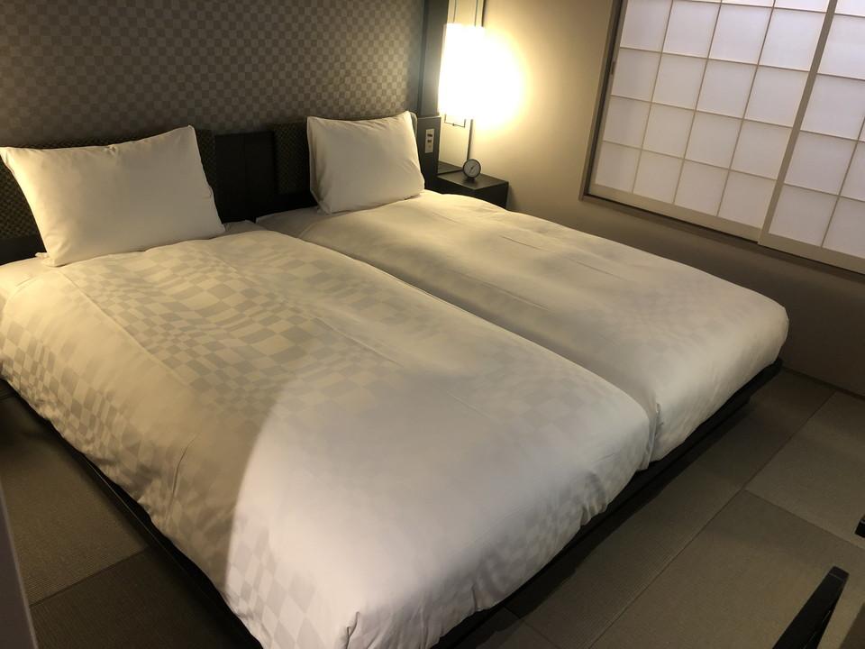 ベッド全体