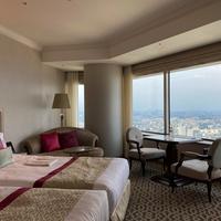部屋レポ!【横浜ロイヤルパークホテル スカイリゾートフロア「ザ・トップ」】ブログ宿泊記をチェック!