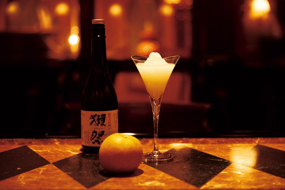 アスコット:獺祭×和梨