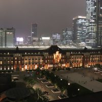 "Detailed review & photos ""The Tokyo Station Hotel"""