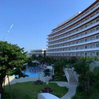 "Detailed review & photos ""Hilton Okinawa Chatan Resort"""