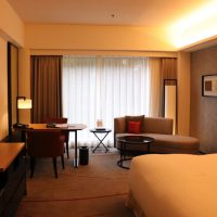 "Detailed review & photos ""Sheraton Miyako Hotel Tokyo"""