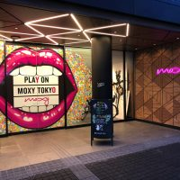 "Detailed review & photos ""MOXY Tokyo Kinshicho by Marriott"""