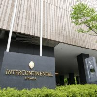 "Detailed review & photos ""InterContinental Osaka"""