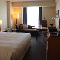 "Detailed review & photos ""Sheraton Miyako Hotel Osaka"""