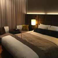 "Detailed review & photos ""Mitsui Garden Hotel Osaka Premier"""