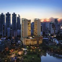 "Detailed review & photos ""Bangkok Marriott Marquis Queen's Park"""