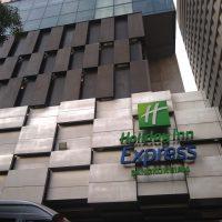 """Detailed review & photos """"Holiday Inn Express Bangkok Siam"""""""