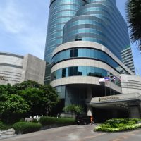 """Detailed review & photos """"InterContinental Bangkok"""""""